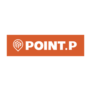 Logo de l'entreprise Point P