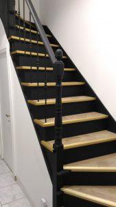 Réfection d'escalier